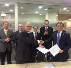 SMEC and Hydrochina in MOU agreement - International Water Power