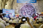 Three Robbins Main Beam TBMs completed excavation of Southeast Asia's longest tunnel in 2014