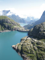 Nant de Drance pumped storage project in Switzerland, courtesy of Alstom